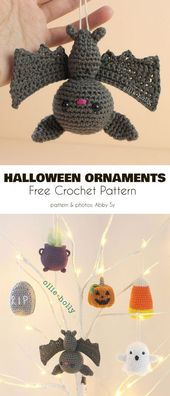 Ami Bat Free Crochet Patterns