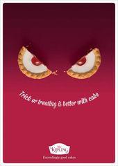 25 Creative Food Print Ads – Inspiration Gallery