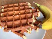 Banane-Skyr-Waffeln: Gesunde Waffeln ohne Zucker – OptiGrill Rezepte