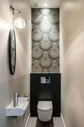 Home Ideas Diy Bathroom Powder Rooms 32+ Trendy Ideas