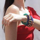 Africa Handmade Blue Goodness Braided Bracelet