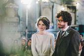 Decayed Decadence At The Asylum, London: A Modern Vintage Wedding