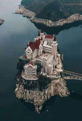 Not only is this an incredible castle, but it's an…