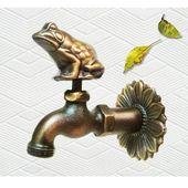Dekorative Outdoor Tb9042 Wasserhahn Ländlichen Tierform Garten Hahn Mit  Antike Bronze Spatz Vogel Für Waschmaschine Tippen   Outside   Pinterest    Spatz ...