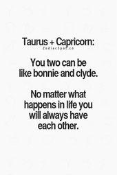 Capricorn relationship taurus between and Taurus Woman