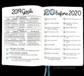 Goal Planning in Your Bullet Journal – #Bullet #Go…
