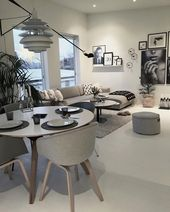30 Scandinavian Living Room Design Ideas