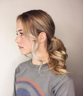 awesome 45 Memorable Homecoming Hair Styles  Ideas for Long and Short Hair #w