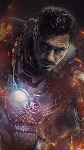 Iron Man 4k IPhone Mark 50 Wallpaper