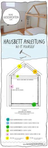 Hausbett Anleitung DIY