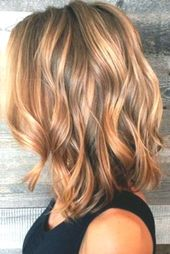 20+ beach wavy hairstyles for medium-length hair   Trend Bob Hairstyles 2019 #f …