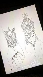 Mandala Tattoo Design #Mandalatattoo