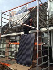 Zonnepanelen Referenties Zonnepanelen Installaties