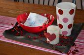 DOLLAR TREE VALENTINE DECOR | The Joys of Home Educating: Happy Valentine's Day ...