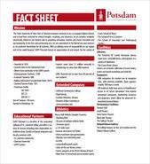 Business Term Sheet Templates Business Template