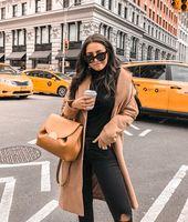 5 Ways to Style A Black Turtleneck