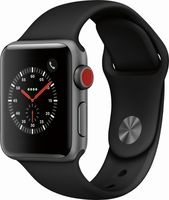 Refurbished apple watch 38mm series 3 gps cellular with sport band