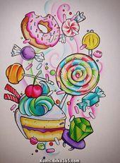 Spektakulär Süßigkeiten