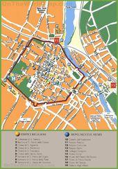 Argostoli tourist map Maps Pinterest Tourist map and City