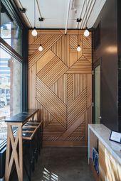 Holz umarmen: Intelligente Akustik und gemütliche Ästhetik prägen das Büro in Poznan – Wooden Design