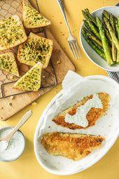 Starten Sie den National Seafood Month mit einer 20-minütigen Pause. Tilapia-Rezept