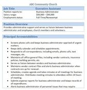 Mobile Marketing Manager Job Description  A Template To Quickly