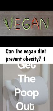 Can the vegan diet prevent obesity? 1