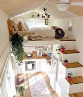 50 Favourite Tiny House Design Ideas #TinyHouseIdeas #TinyHouseDesign