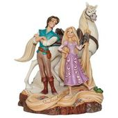 Jim Shore Tangled Carved by Heart Figurine
