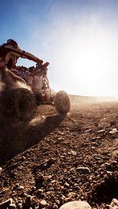 Dakar Quad Moto Wallpapers Yamaha Raptor 700 Atv Quads