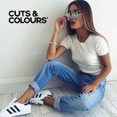 Lang stijl haar | Meiden Kapsels – Meiden | Cuts & Colours