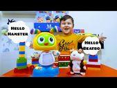 Fisher Price BeatBo Meet sprechender Hamster   Kinder Videos Für Kinder Para Niños   …   – Emt Toys 4k