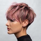 2018 The latest longer pixie hairstyles »Hairstyles 2020 New hairstyles and hair colors