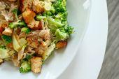 Pâtes crémeuses au tofu fumé et au brocoli (végétalien) – Pasta vege – # …   – Pates Recette