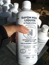 Savon Noir Quelle Utilisation Pour Le Jardin Jardinage Savon Noir Savon Noir Liquide