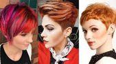 Speziell für Frauen, die kurze graue Frisuren lieben: 10 TOP-Frisuren! – Damen … – frisur