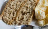 Snickerdoodle-Kuchen mit Brown Sugar Buttercream