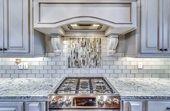 30 Antique White Kitchen Cabinets (Design Photos)