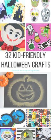 Arty Crafty Kids | Halloween Crafts for Kids | 32 …