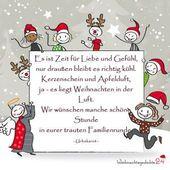 Weihnachtssprüche für Weihnachtsgrüße – Weina…