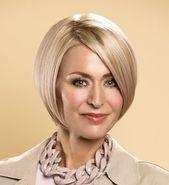 strähnen blonde asch kurzhaarfrisur – Trend Damen Frisuren –  – #Kurzhaarfri…