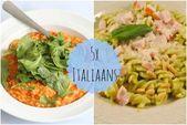 5x Italiaanse recepten