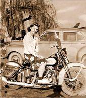 Classic Cars And Girls Woman Beautiful 10