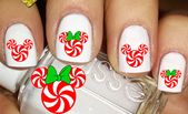 Holidays at your Finger Tips with Disney Christmas Nail Decals   – nails