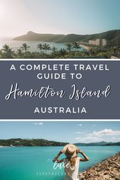 A Full Journey Information to Hamilton Island in Australia.
