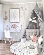 45 Skandinavische Kinderzimmer jetzt im Trend