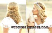 Wedding hairstyles half-open I picture gallery I inspiration – wedding hairstyle #wedding hairstyles #wedding #firesuren