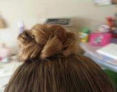einfache Frisuren und schnelle #Easyhairstyles