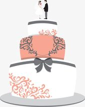 Wedding Cakes Marry Wedding Png And Vector With Transparent