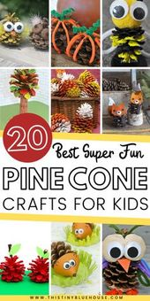 99+ Best Fun Fall Crafts For Kids